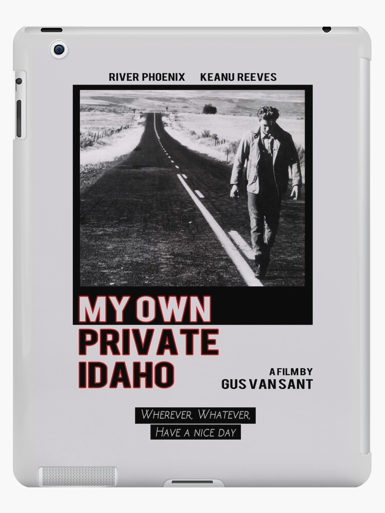 competitive price 1f4bc 9e65e 'My Own Private Idaho Design' iPad Case/Skin by enritchie