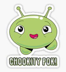 Mooncake Chookity Sticker