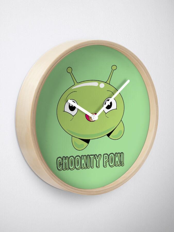 Vista alternativa de Reloj Mooncake Chookity