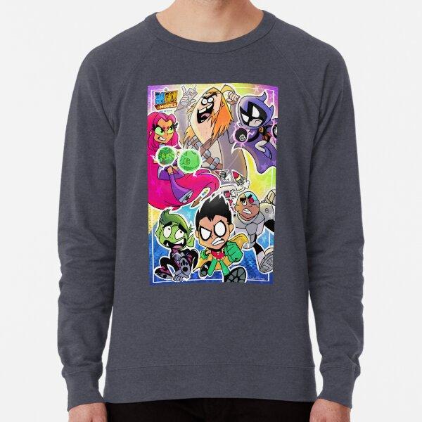 Teen Titans Go! Lightweight Sweatshirt