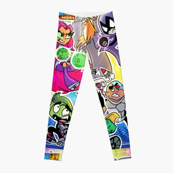 Teen Titans Go! Leggings