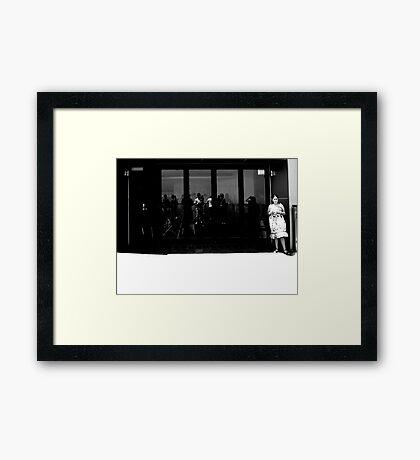 Doorway #1 Framed Print
