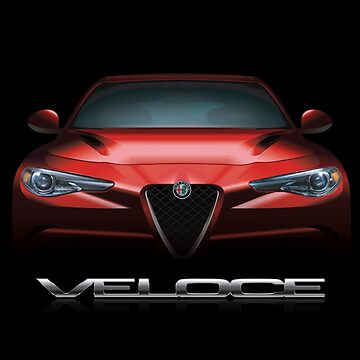 Alfa Romeo Giulia Veloce by fmd159