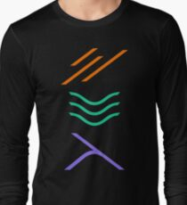 "XRP Community Design Series #7 | ""xSollutions"" Long Sleeve T-Shirt"