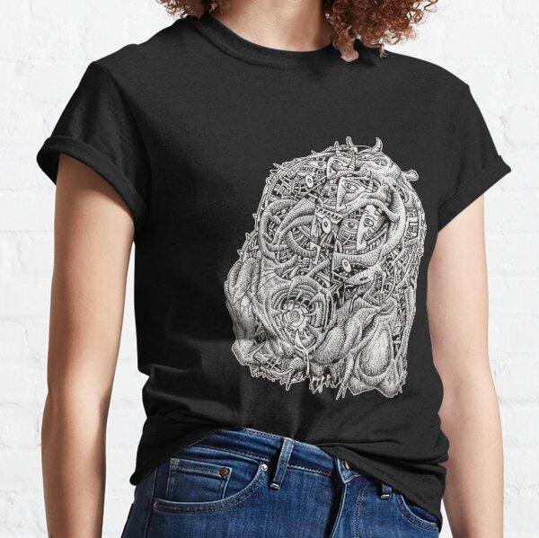 Cosmographic head Classic T-Shirt