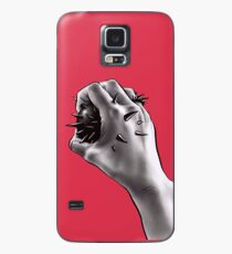 Painful Experiment With Stabbed Hand | Digital Art Case/Skin for Samsung Galaxy