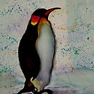 Antarctica King Penguin by Mark Young
