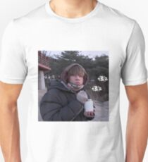 BTS V CHUBBY MEME Unisex T-Shirt