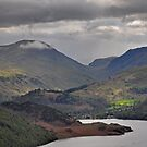 The Hills of the Lake District by Peter Hammer