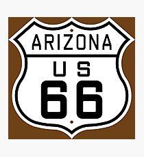 Arizona Route 66 Photographic Print