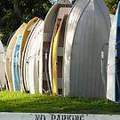 No Parking by coastal