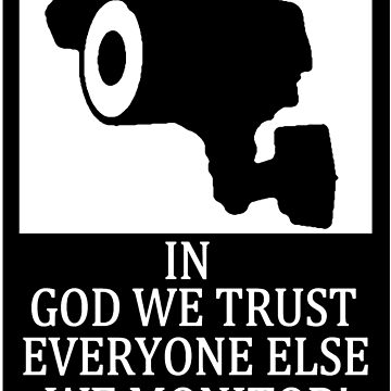 IN GOD WE TRUST by Coldwash