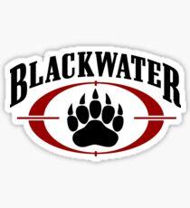 Blackwater Logo Sticker