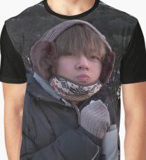 Grubby Taehyung Graphic T-Shirt