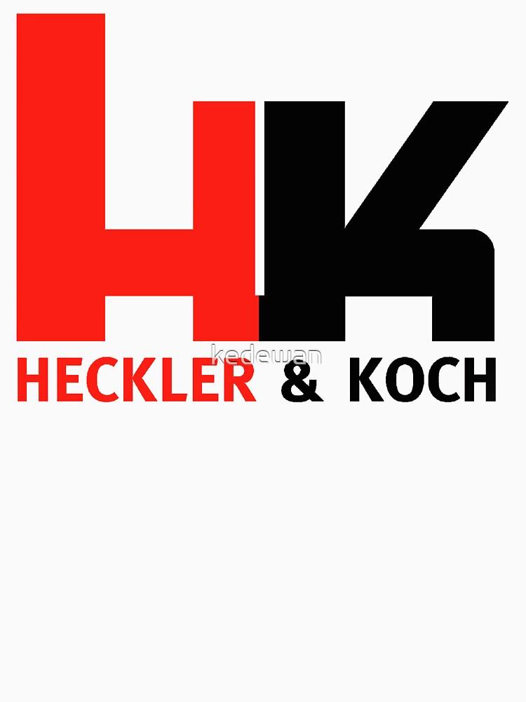 Heckler Koch by kedewan