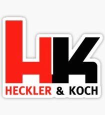 Heckler Koch Sticker