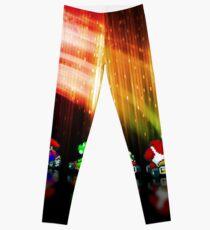 Super Mario Kart pixel art Leggings