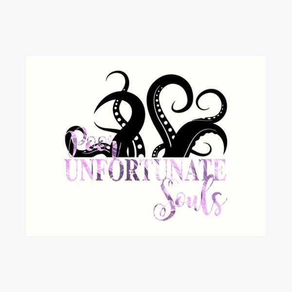 Poor Unfortunate Souls Art Print
