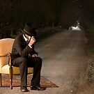 The invisible man by lancewilliams