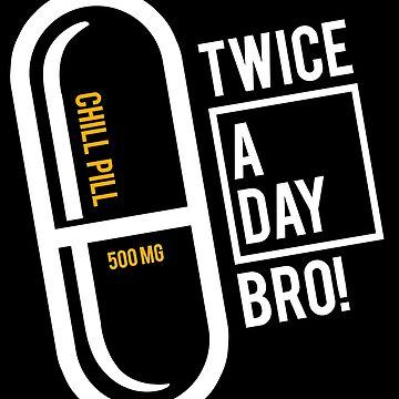 Chill Pill by kleynard