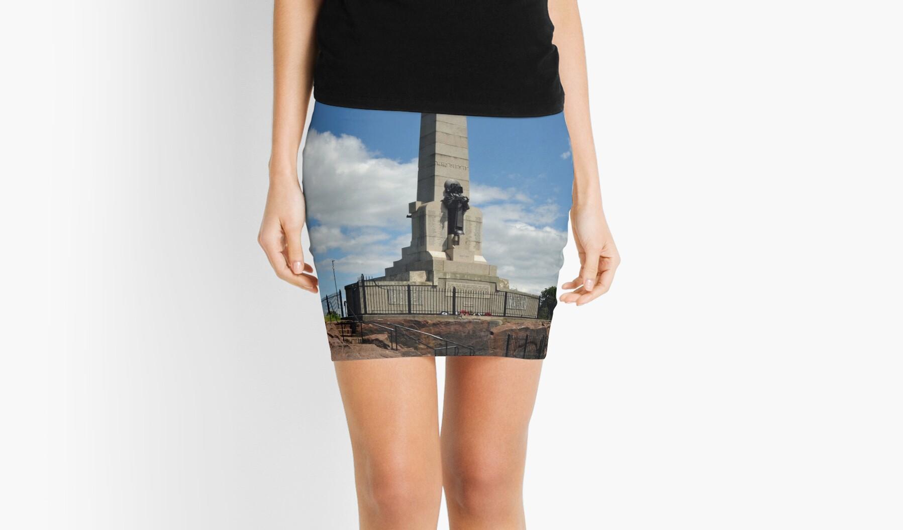 Grange Hill War Memorial, West Kirby, Wirral by Frank  Irwin