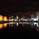 Albert Dock, Liverpool by Kimberley Davitt