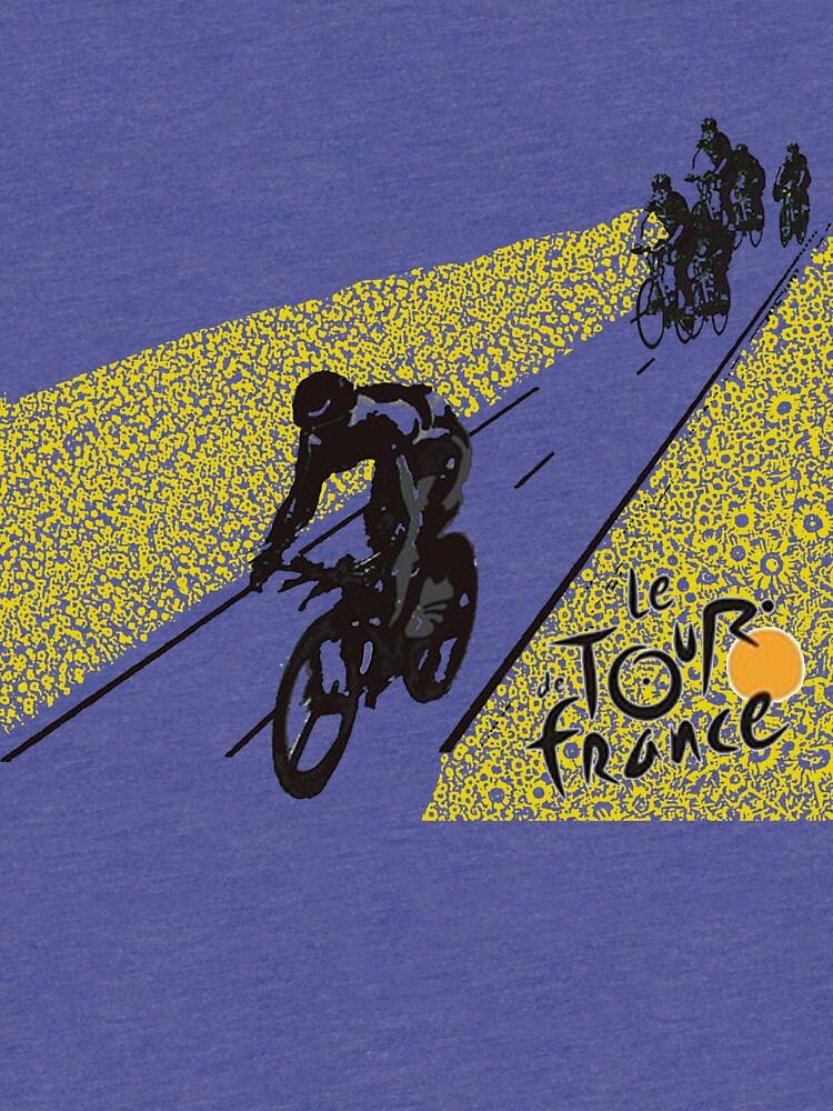 Tour de France by antsp35