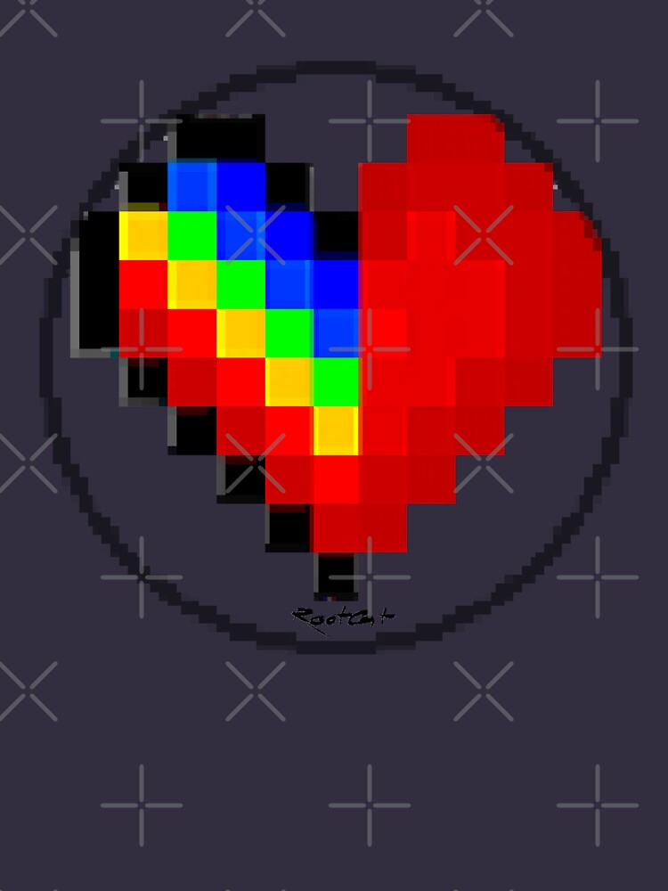 Emoji Heart 1 by RootCat by Grimm-Land