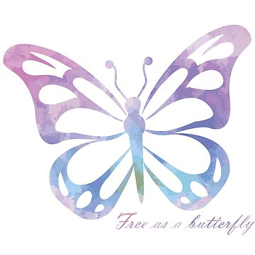 Butterfly - Free as a butterfly by Viatorem