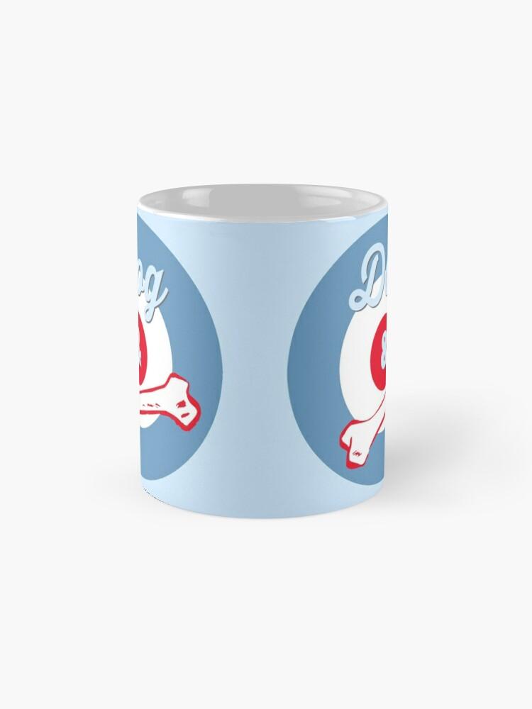 Dog & Bone Cockney Rhyming Slang Slogan Gifts for Dog Lovers | Mug
