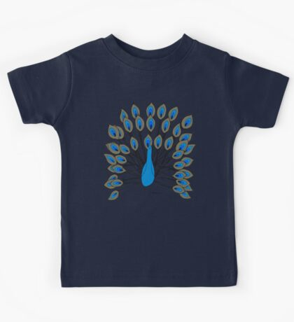 Peacock Kids Clothes