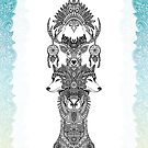 «Tótem indio» de artetbe