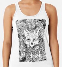 FOX - FOX Camiseta con espalda nadadora