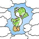 «Yoshi en el cielo!» de artetbe