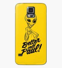 Mejor llama a Paul Funda/vinilo para Samsung Galaxy