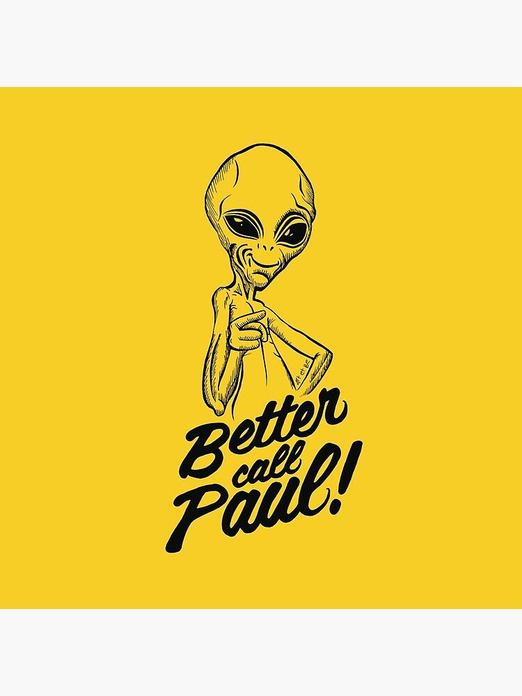 Mejor llama a Paul de artetbe