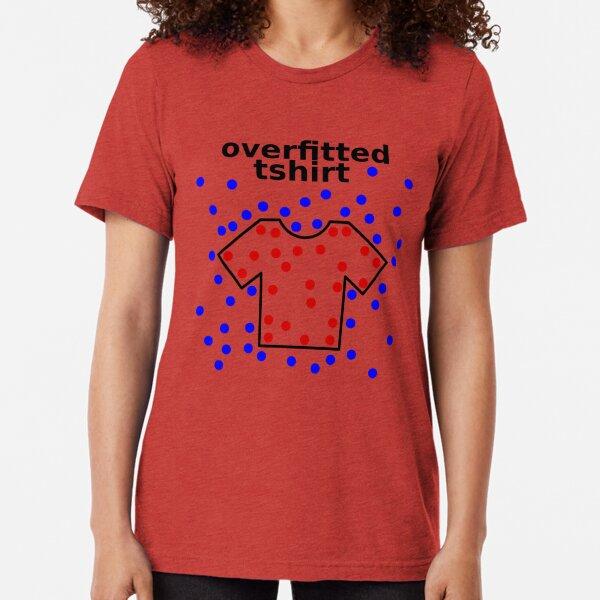 Overfitted tshirt Tri-blend T-Shirt