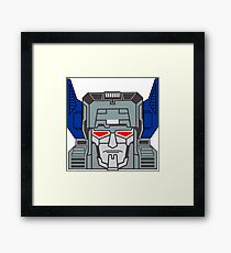 Maximus Headroom (TURNED JAPANESE Version) Framed Print