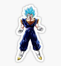 Vegeto Super Saiyan God Sticker