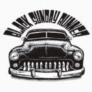 Black Sunday Runner by FrankHanker