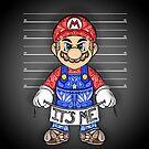 «Evil Mario» de artetbe