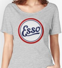 Esso Women's Relaxed Fit T-Shirt