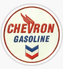 Chevron retro Sticker