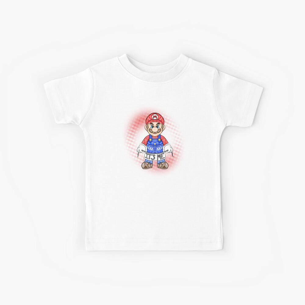 Soy yo, Mario! Camiseta para niños