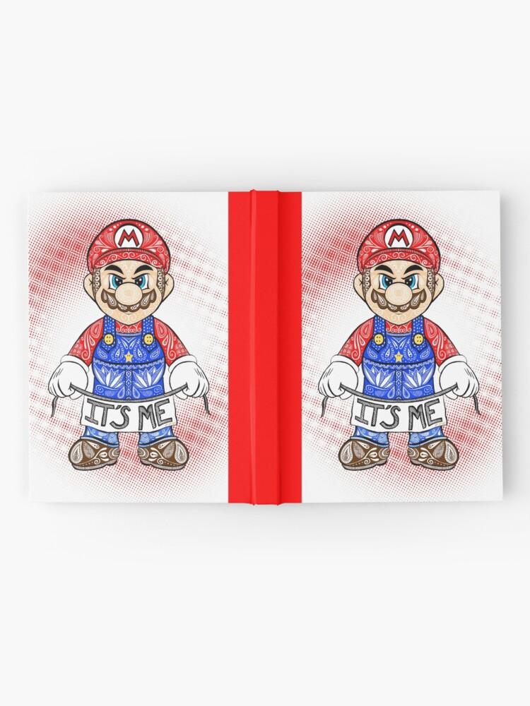 Vista alternativa de Cuaderno de tapa dura Soy yo, Mario!