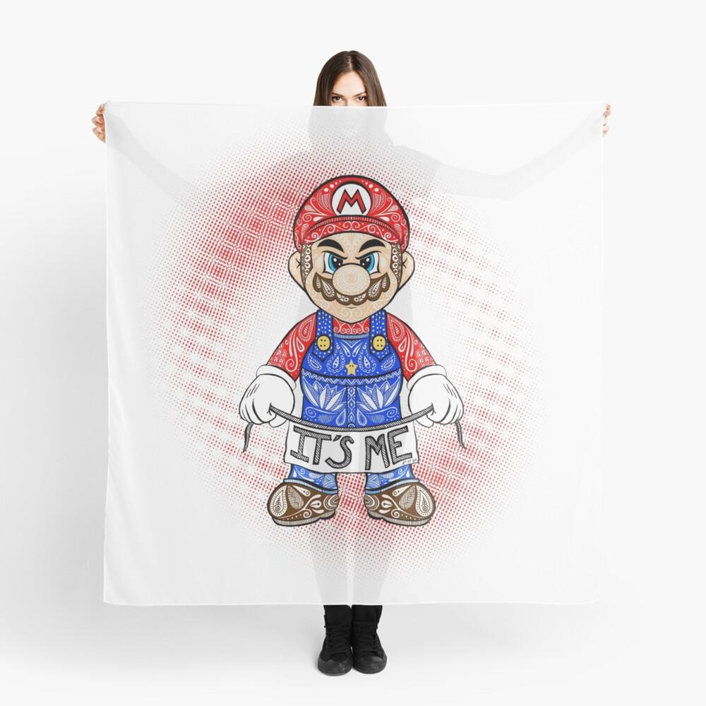 Soy yo, Mario! Pañuelo