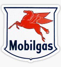 Mobilgas Sticker