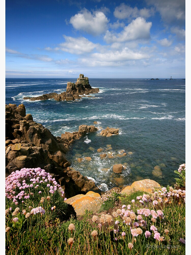 Cornwall : View to the Long Ships by AngelaBarnett