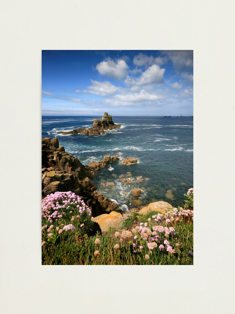 Alternate view of Cornwall : View to the Long Ships Photographic Print