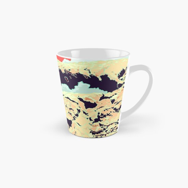 Red Mountain Sage Tall Mug